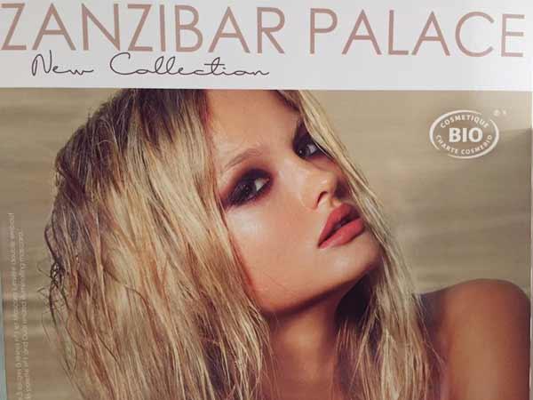 zanzibar palace couleur caramel